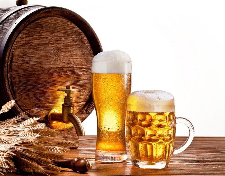 Bia tươi Đức - Hương vị đồng quê không thể nào quên
