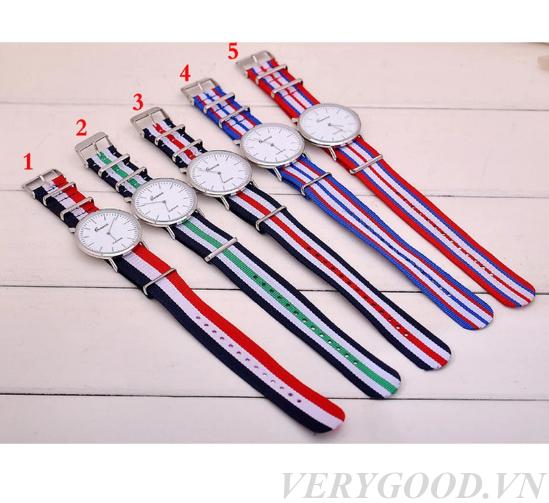 Sản phẩm đồng hồ đeo tay Geneva PKHRGE 002 -1