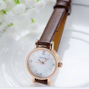 Đồng hồ dây da nữ thời trang cao cấp GoGoey sẽ mang đến cho bạn sự trẻ trung, năng động