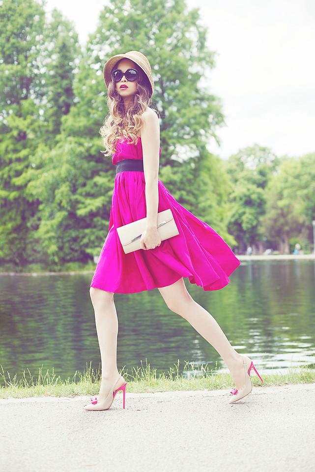 Những gợi ý thời trang tuyệt vời cho cô nàng yêu màu hồng