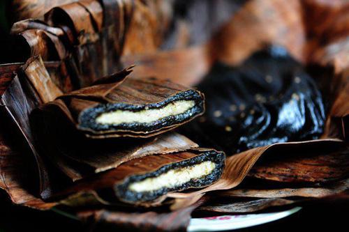 Bánh gai xứ Thanh rất nổi tiếng