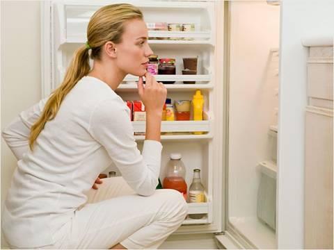 Tủ lạnh để quá nhiều đồ làm đá không đông