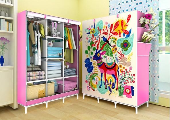 Những ưu điểm vượt trội của tủ vải