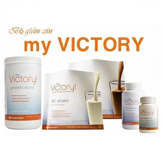 Bộ giảm cân My Victory