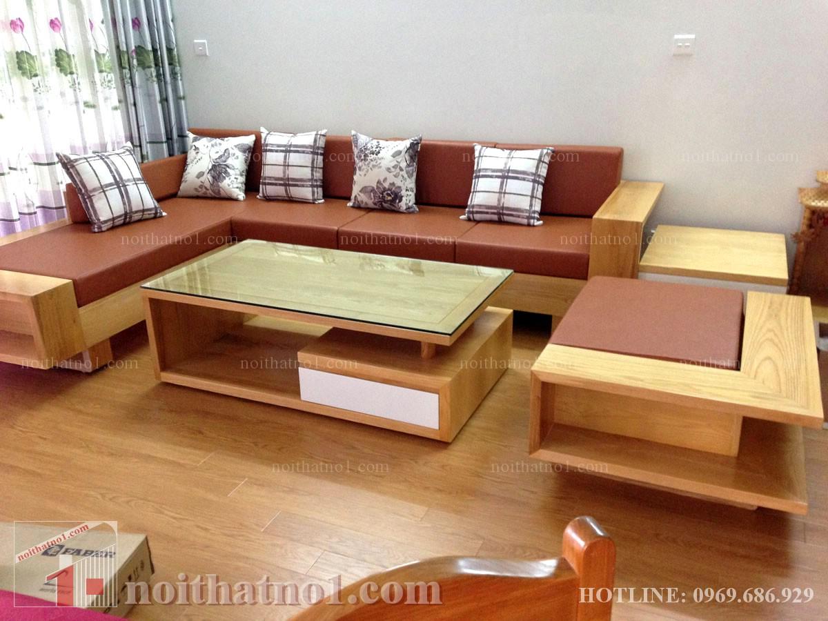 Thiết kế bàn ghế gỗ chung cư đẹp nhất