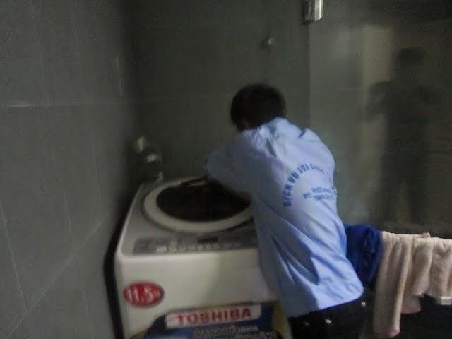 Sữa chữa máy giặt