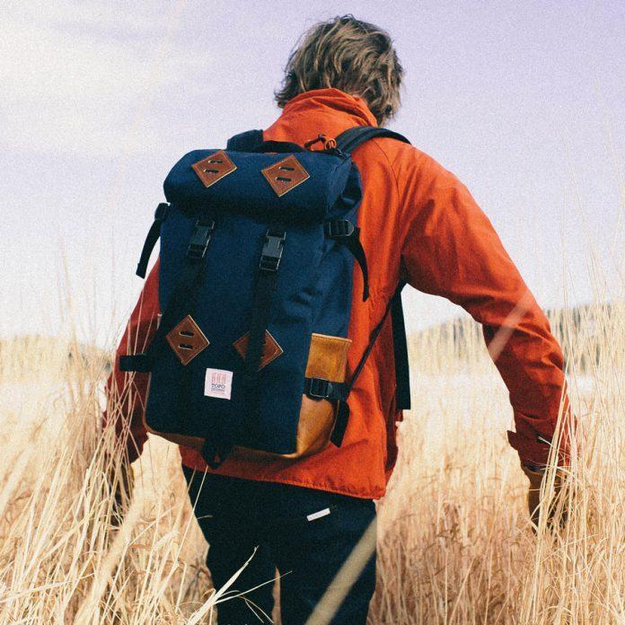 Balo du lịch thường có thể sử dụng cho chuyến phượt ngắn ngày