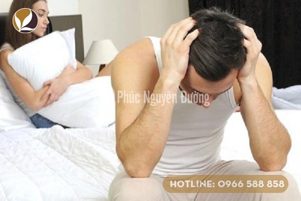 Cách chữa bệnh xuất tinh sớm ở nam giới