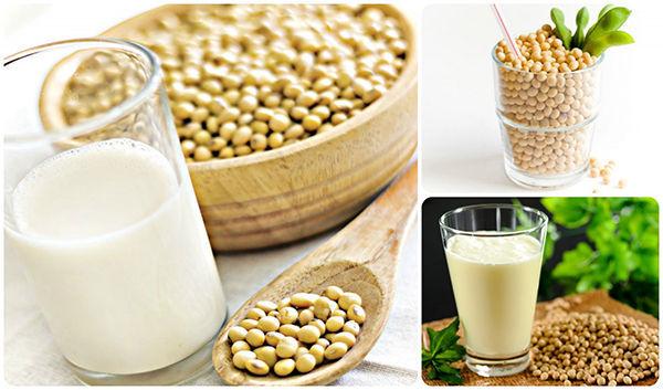 Những người uống quá nhiều sữa đậu nành sẽ gặp phải tác dụng phụ gì?