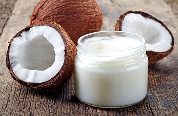 Dầu dừa giúp dưỡng da trắng hồng hiệu quả