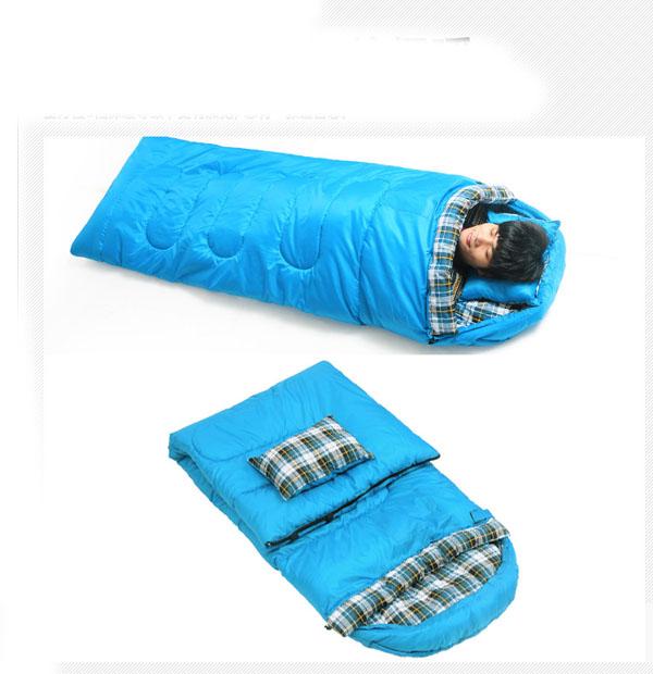 Túi ngủ giúp bạn có được giấc ngủ thoải mái, dễ chịu