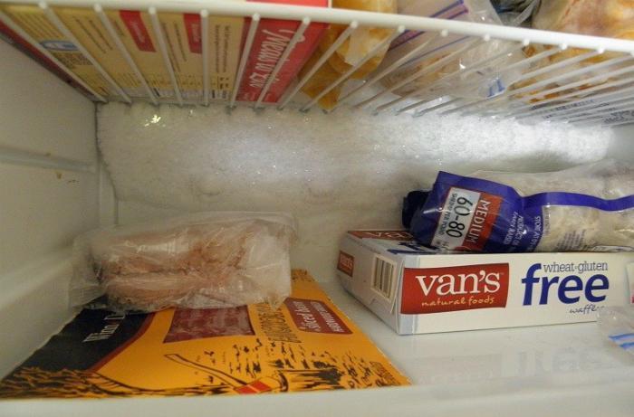 Hình ảnh tủ lạnh không đông đá