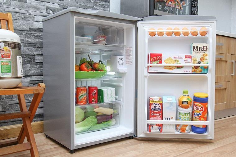 Lỗi hay gặp ở tủ lạnh: Tủ lạnh xuất hiện mùi hôi