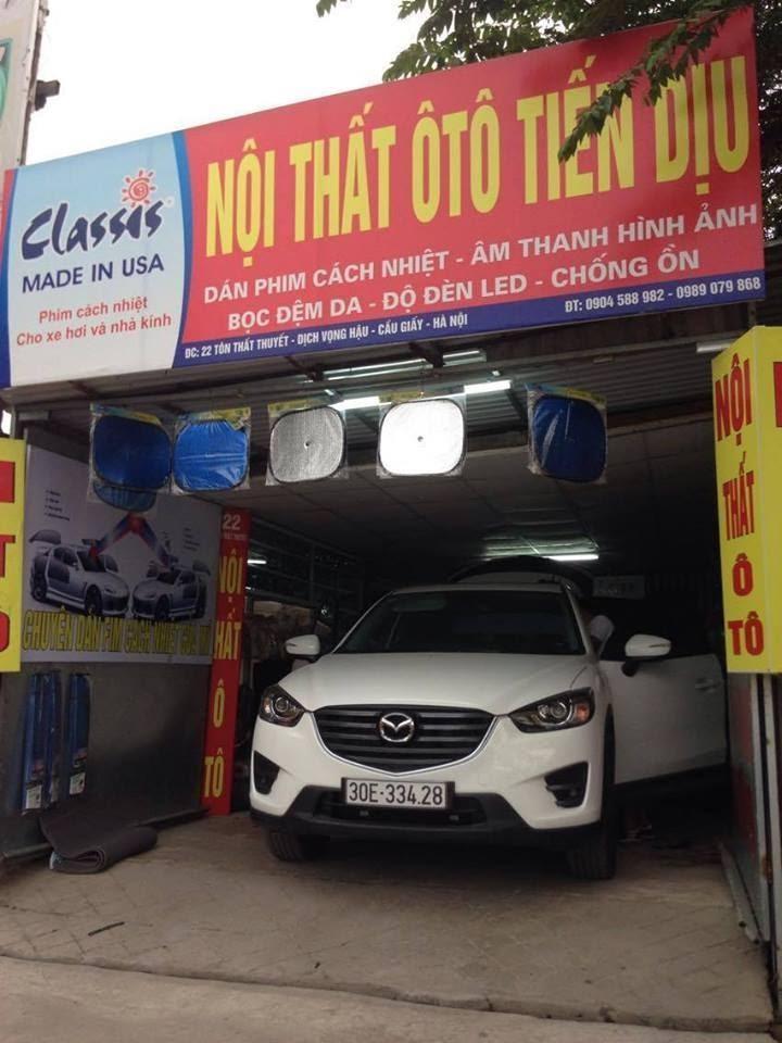 Dịch vụ dán phim cách nhiệt chuyên nghiệp hàng đầu tại Hà Nội