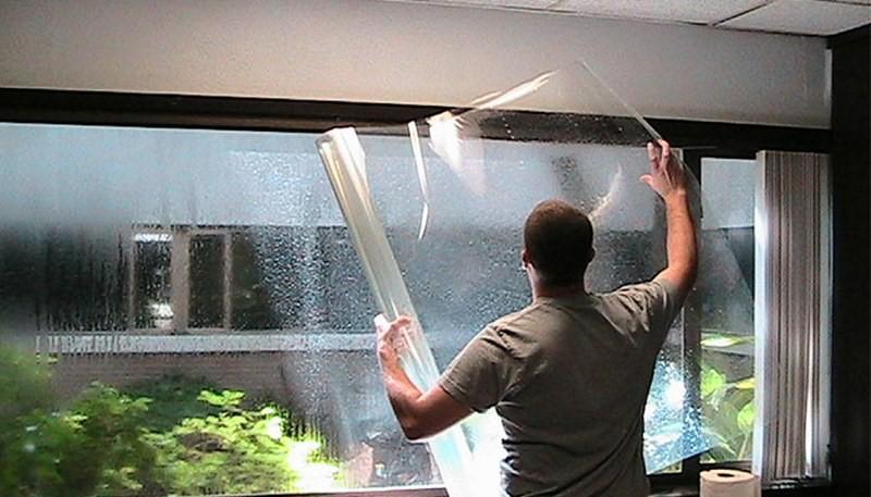 Phim cách nhiệt cửa sổ