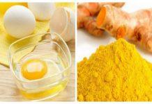 Những lợi ích tuyệt vời khi làm mặt nạ lòng đỏ trứng gà và nghệ