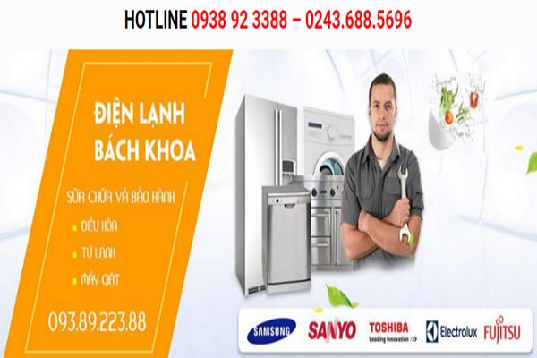 Địa chỉ uy tín chuyên sửa máy giặt Electrolux tại Hà Nội