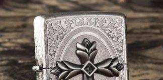 5 mẫu Zippo xuất Hàn thiết kế siêu đẹp hiện nay