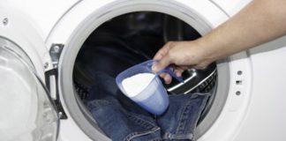 Cách giữ quần jean không phai màu