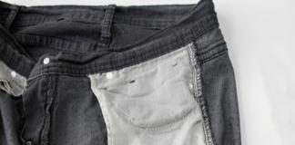 Nước lạnh có thể hạn chế quần áo ra màu