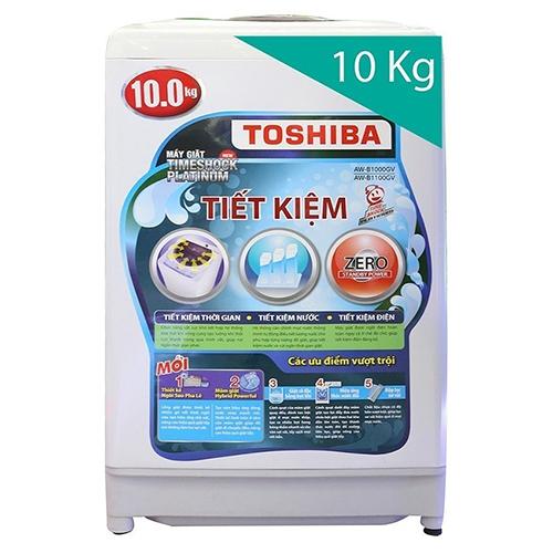 Khám phá ưu nhược điểm của máy giặt Toshiba