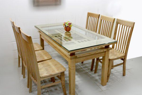 Chọn bàn ăn chữ nhật nhỏ đẹp