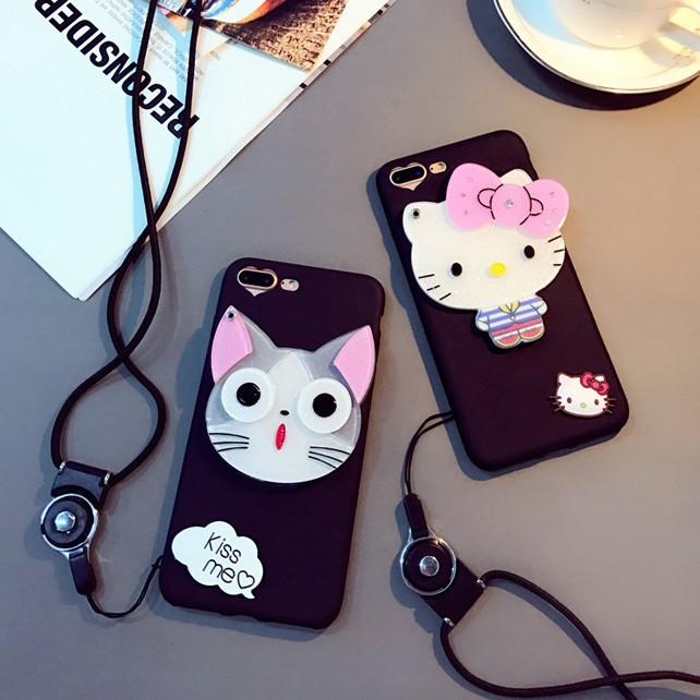 Ốp điện thoại mèo kitty