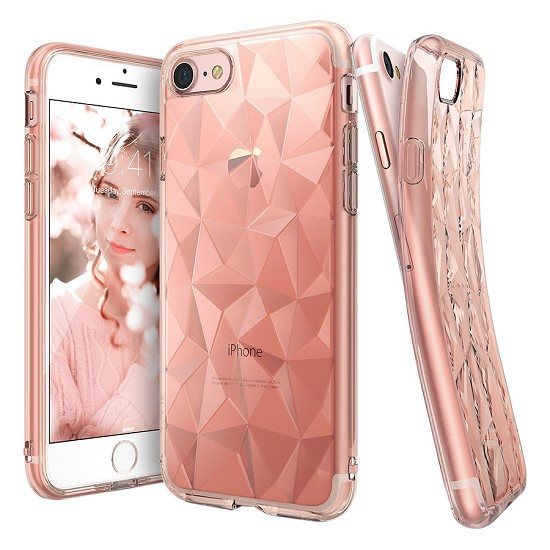 Ốp lưng iphone 8 Ringke Air Prism 3D