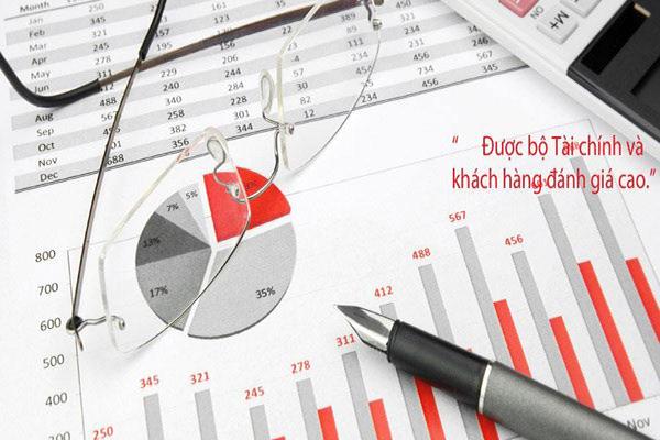 Dịch vụ kế toán huyện Bình Chánh uy tín và giá rẻ