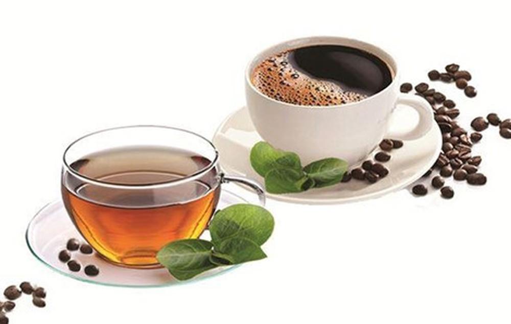 Tránh xa cà phê, trà ...