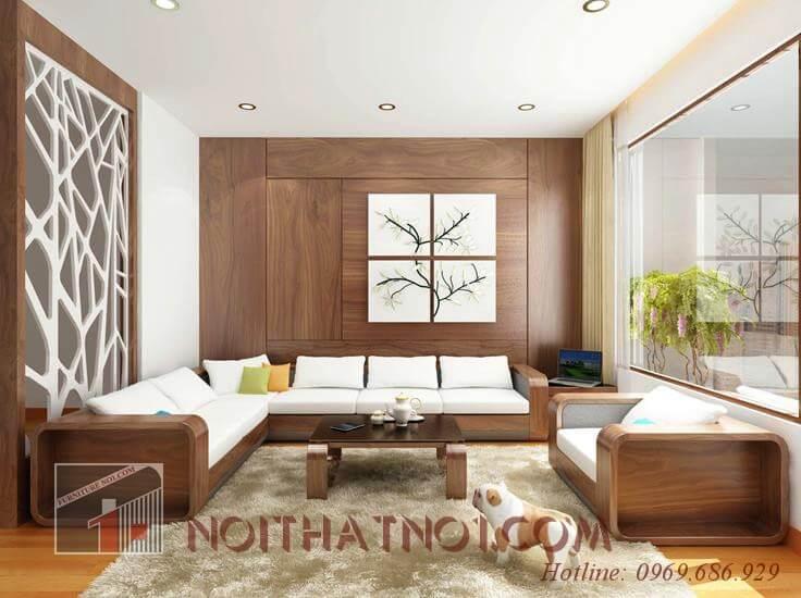 Mẫu bàn ghế gỗ tự nhiên