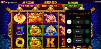 Nổ hũ - cổng game online lớn nhất hiện nay