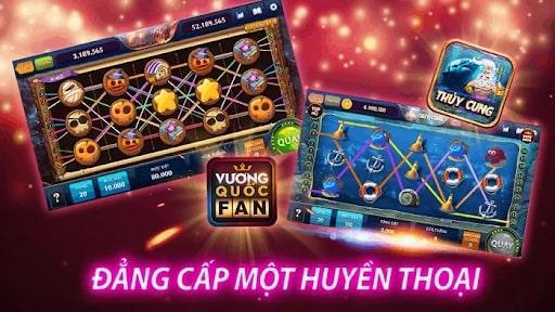 FanVip Club được đánh giá là cổng game đổi thưởng quốc tế hàng đầu