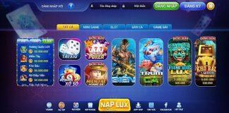 Lux39 - cổng game cung cấp đa dạng trò chơi hấp dẫn