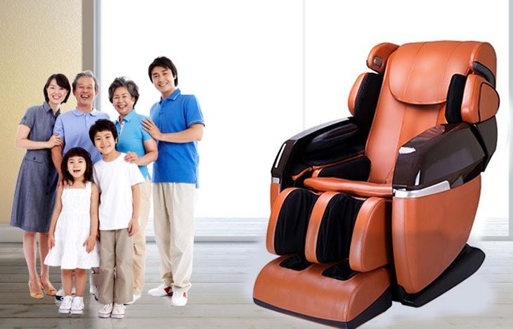 Tìm hiểu cơ bản về những chiếc ghế massage