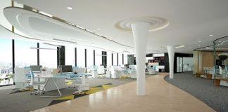 Thiết kế văn phòng là yếu tố tạo nên sự thành công của doanh nghiệp.