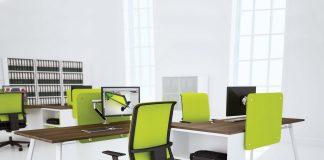 Màu ghế xanh lá cây hợp với người mệnh Mộc